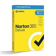 Norton 360 Deluxe 25 GB, 1 Benutzer, 3 Geräte, 12 Monate (elektronische Lizenz) - Internet Security