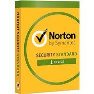Symantec Norton Security Standard 3.0 CZ elektronische Lizenz, 1 Benutzer, 1 Gerät, 12 Monate (elektronische Lizenz) - Elektronische Lizenz