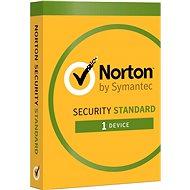 Norton Security Standard CZ, 1 Benutzer, 1 Gerät, 2 Jahre (elektronische Lizenz) - Internet Security