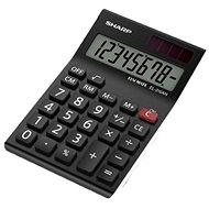 Sharp EL-310ANWH schwarz - Taschenrechner
