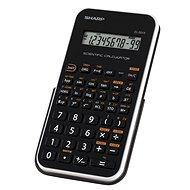 Sharp EL-501XWH schwarz/weiß - Taschenrechner