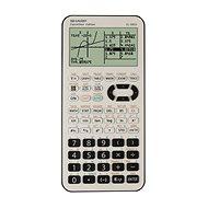 Sharp EL-9950G Grafikrechner - weiß - Taschenrechner