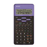 Sharp SH-EL531THB Lila - Taschenrechner