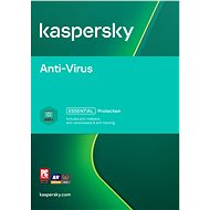 Kaspersky Anti-Virus für 2 PCs für 12 Monate (elektronische Lizenz) - Sicherheits-Software