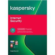 Kaspersky Internet Security Multi-Device für 3 Geräte auf 12 Monate (elektronische Lizenz) - Antivirus-Software