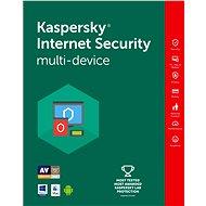 Kaspersky Internet Security 2014 Multi-Device-Gerät 2 GB für 12 Monate, neue Lizenzen - Elektronische Lizenzen