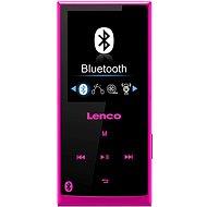 Lenco XEMIO 760 mit 8 Gigabyte Bluetooth Rosa - FLAC Player