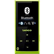Lenco XEMIO 760 mit 8 Gigabyte Bluetooth Grün - FLAC Player