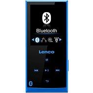 Lenco XEMIO 760 mit 8 Gigabyte mit Bluetooth Blau - FLAC Player