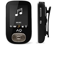 AQ MP03BK - MP4 Player