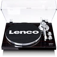 Lenco LBT-188 Dunkelbraun - Plattenspieler
