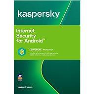 Kaspersky Internet Security für Android CZ Recovery (elektronische Lizenz) - Internet Security