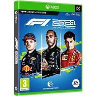 F1 2021 - Xbox - Konsolenspiel