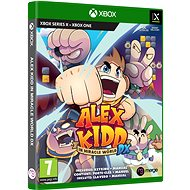Alex Kidd in Miracle World DX - Xbox - Konsolenspiel