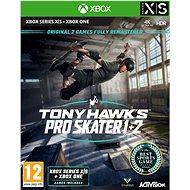 Tony Hawks Pro Skater 1 + 2 - Xbox - Konsolenspiel
