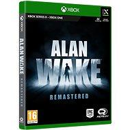 Alan Wake Remastered - Xbox - Konsolenspiel