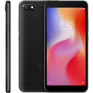 Xiaomi Redmi 6A 16GB LTE Schwarz - Handy