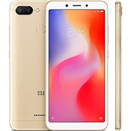 Xiaomi Redmi 6 32GB LTE Gold - Handy