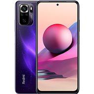 Xiaomi Redmi Note 10S 128GB purple - Mobile Phone