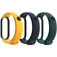Xiaomi Mi Band 5 Armband (Blau, Gelb, Grün) - Armband