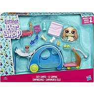 Littest Pet Shop - Gemütlicher Camper - Spielset
