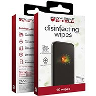 Zagg InvisibleShield Disinfection Wipes 10 pcs - Disinfectant