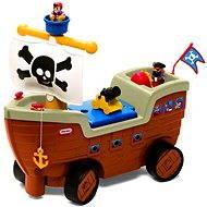Little Tikes - Rutschfahrzeug Piratenschiff