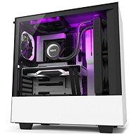 NZXT H510i Matte White - PC-Gehäuse