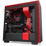NZXT H710i schwarz-rot - PC-Gehäuse