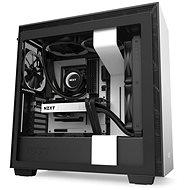 NZXT H710 Matte White - PC-Gehäuse