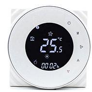 iQtech SmartLife GALW-W, WiFi-Thermostat für Kessel mit Potential-Schaltung, weiß - Thermostat