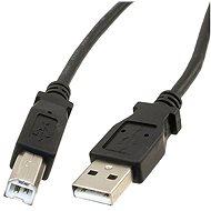 PremiumCord 5 m USB-2.0-Schnittstelle schwarz - Datenkabel