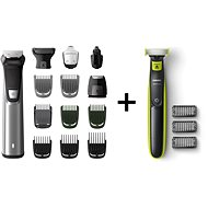 Philips Serie 7000 MG7745 / 15 + OneBlade QP2520/20 - Haartrimmer