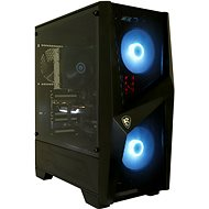 Alza GameBox Ryzen GTX1660 Super - Gaming-PC