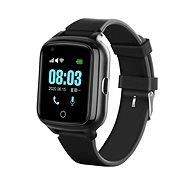 WowME Senior Watch schwarz - Silikon - Smartwatch