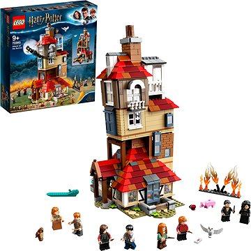 Lego Harry Potter Tm 75980 Angriff Auf Den Fuchsbau Lego Bausatz Alza At