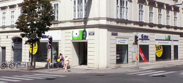 Shop Wien - Favoritenstraße 21