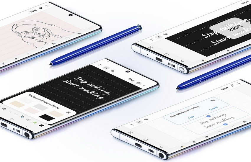 Samsung Galaxy Note10 - S Pen
