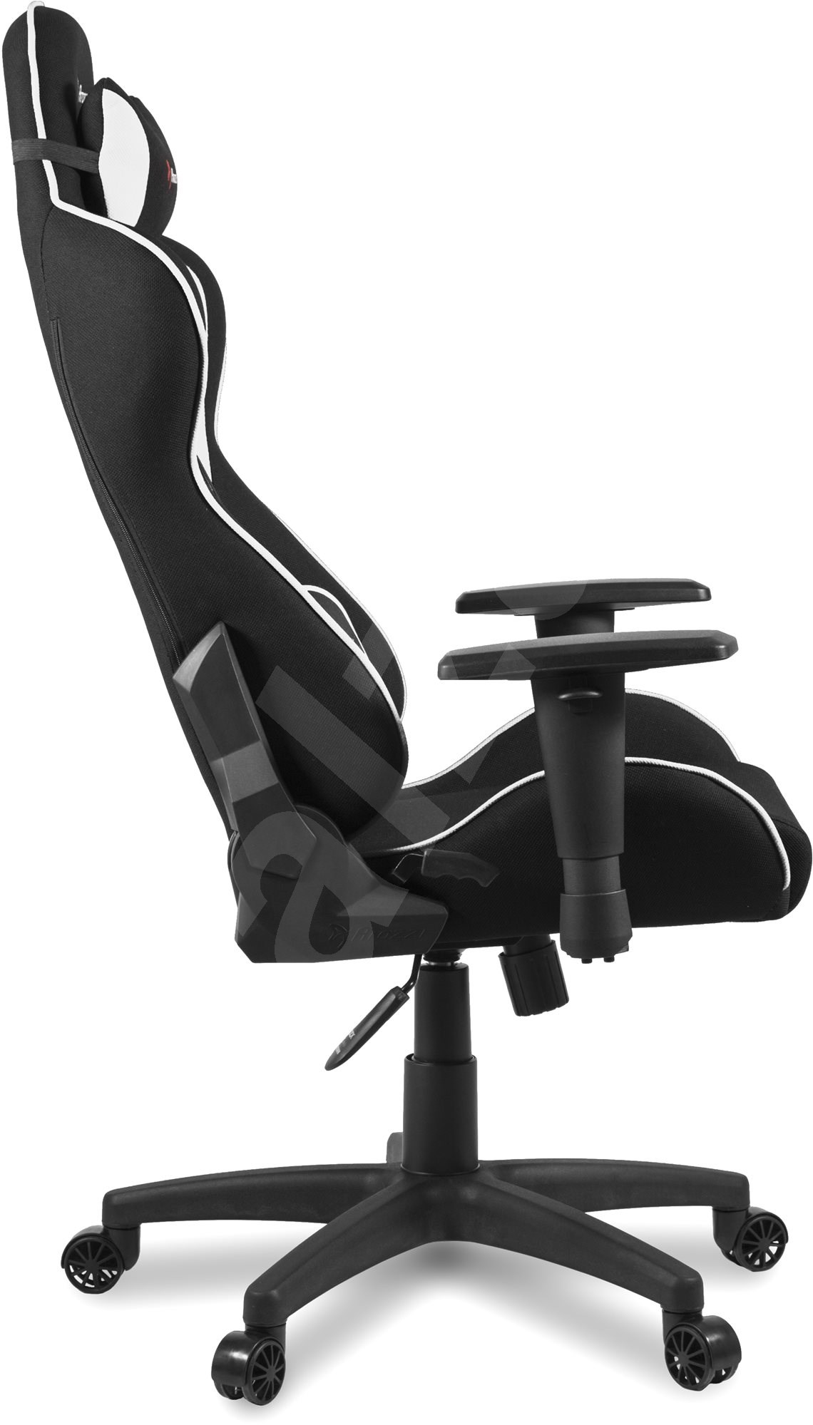 Arozzi Mezzo V2 Stoff Weiß Gaming Stuhl