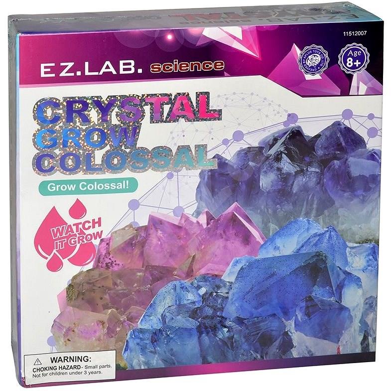 Wachsende Kristalle - Spielset