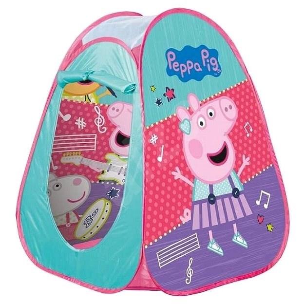 John Pop Up Zelt Pepa Pig 75 x 75 x 90 cm - Spielzelt