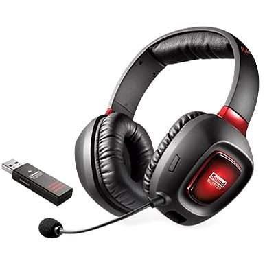 Creative Sound Blaster Tactic3D Rage Wireless V2 - Gaming Kopfhörer