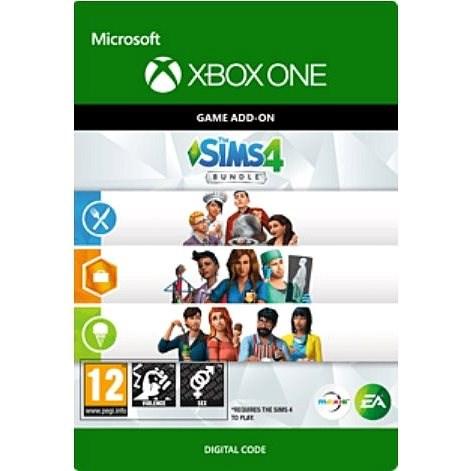 Gaming Zubehor The Sims 4 Bundle Get To Work Dine Out Cool Kitchen Stuff Xbox One Digital Gaming Zubehor Von Alza At