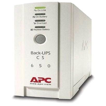 APC Back-UPS CS 650I - Backup-Stromversorgung