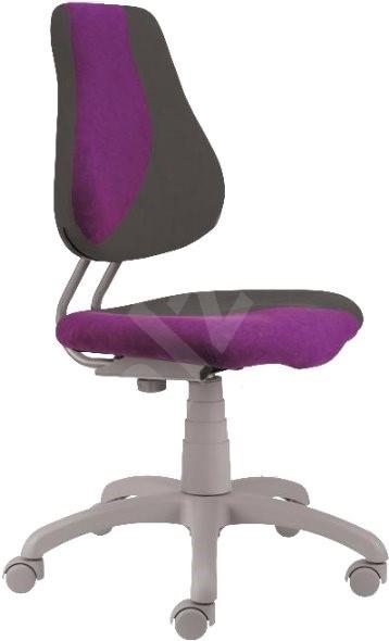 Alba Fuxo S Line Grauviolett Stuhl Für Kinder Alzaat
