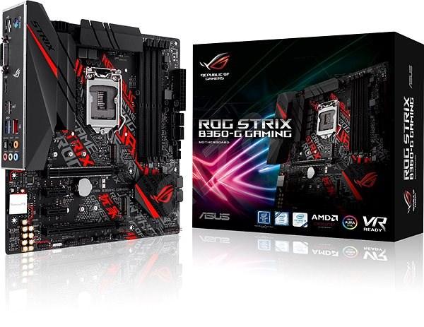ASUS ROG STRIX B360-G GAMING - Motherboard