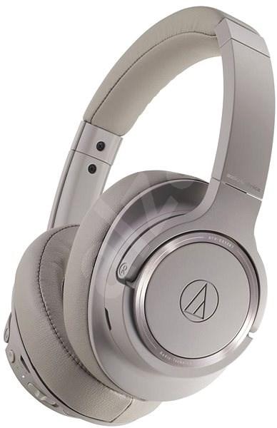 Audio-technica ATH-SR50BT grau - Kabellose Kopfhörer