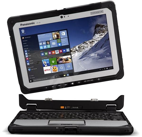 Panasonic Toughbook 20 - Notebook