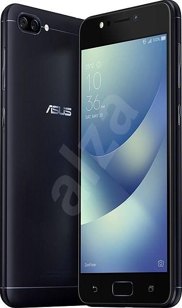 Asus Zenfone 4 Max ZC520KL Schwarz