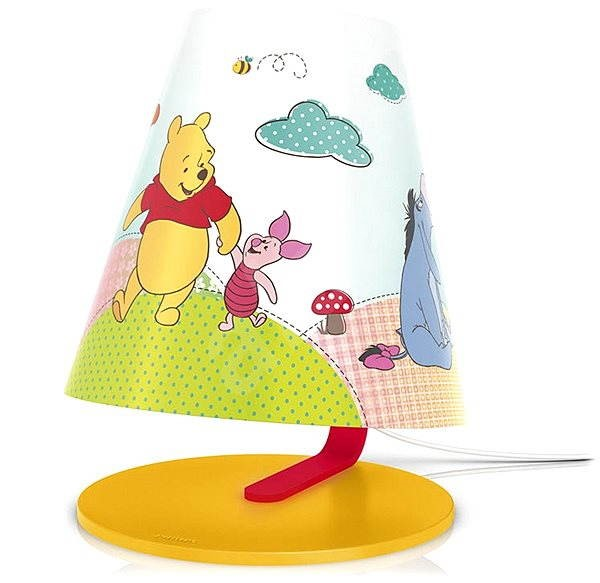 Philips Disney Winnie Puuh 71764/34/16 - Lampe | Alza.at